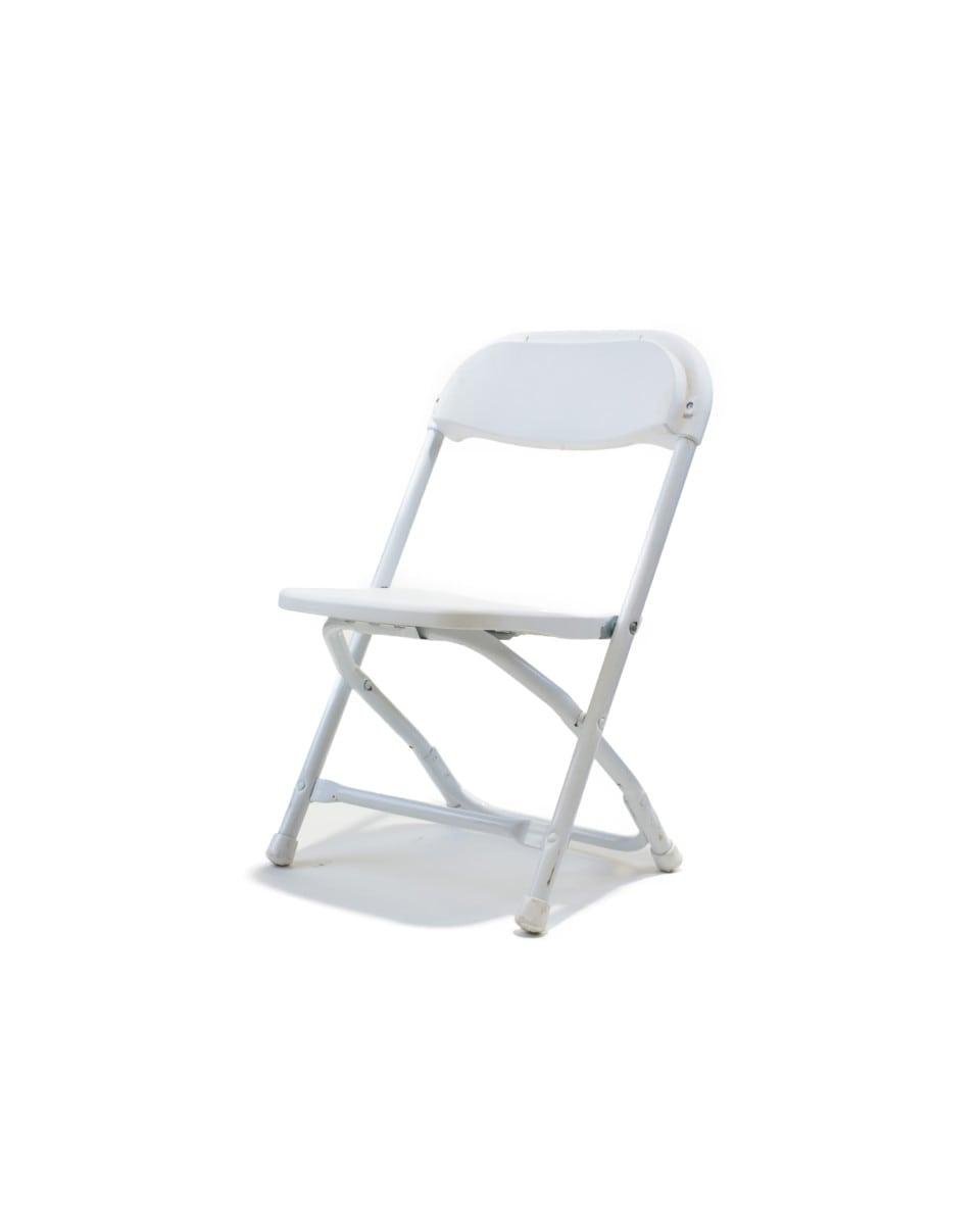 Children's Folding Chairs – White $2 00